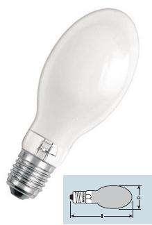 Прожектор уличный led белый 220в ip65 lamper